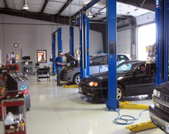 Staţie de inspecţie tehnică periodică - ITP